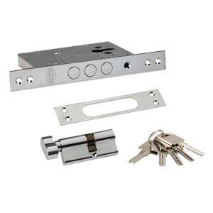 MONOBLOCK STEEL DOOR LOCK